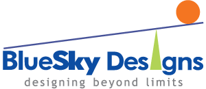 BlueSky Designs logo